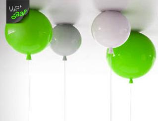 Bijna 100 ballonnen